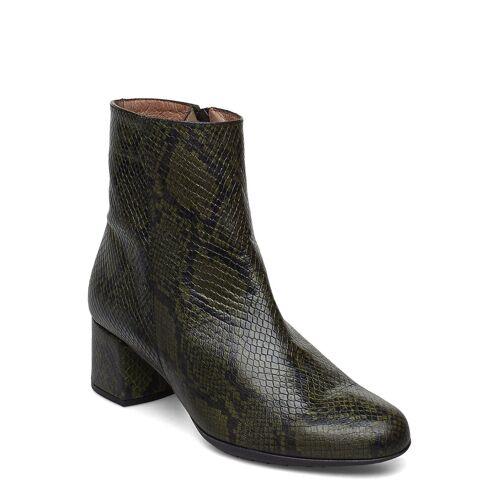 WONDERS E-6401 Shoes Boots Ankle Boots Ankle Boot - Heel Grün WONDERS Grün 36