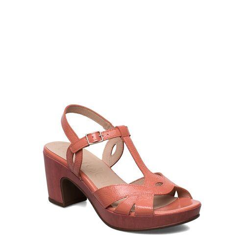 WONDERS F-5871-P Sandale Mit Absatz Pink WONDERS Pink 40