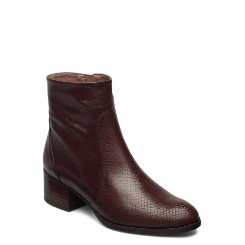 WONDERS G-5122 Shoes Boots Ankle Boots Ankle Boot - Heel Braun WONDERS Braun 38,39,40,37,41,35