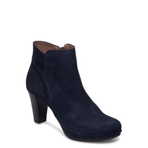 WONDERS I-4928 Shoes Boots Ankle Boots Ankle Boot - Heel Blau WONDERS Blau 39,38,40,42,36,41