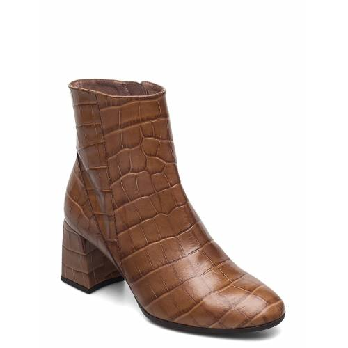 WONDERS I-7732 Shoes Boots Ankle Boots Ankle Boot - Heel Braun WONDERS Braun 38,39,37,35,41