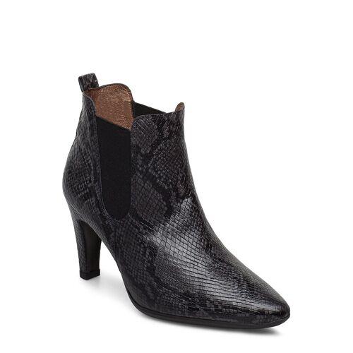 WONDERS M-4206 Shoes Boots Ankle Boots Ankle Boot - Heel Grau WONDERS Grau 39,38,42,41