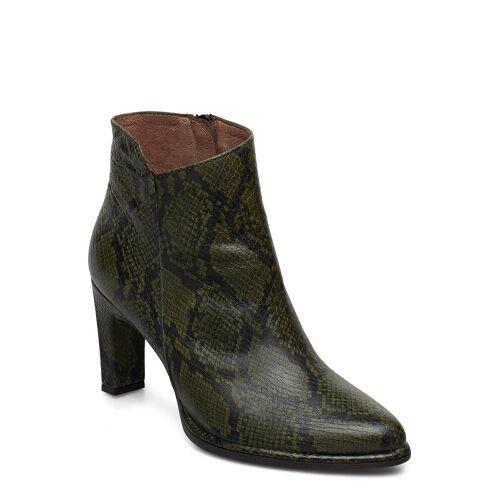 WONDERS M-4302 Shoes Boots Ankle Boots Ankle Boot - Heel Grün WONDERS Grün 35