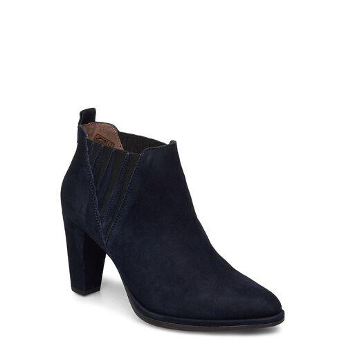 WONDERS M-4404 Shoes Boots Ankle Boots Ankle Boot - Heel Blau WONDERS Blau 39,37,36,38,40,41,42,35
