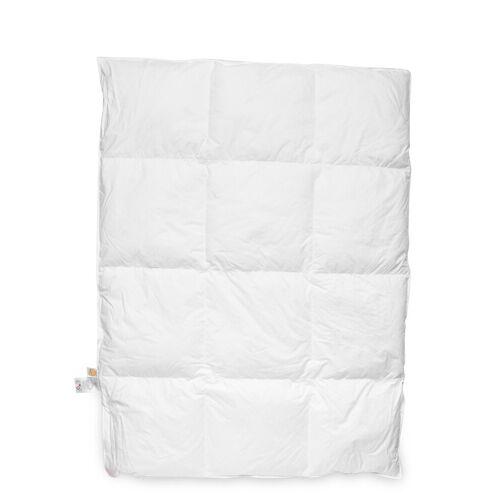 DOZY Muscovy Down Junior Duvet - Winter Edition Home Sleep Time Duvets Weiß DOZY Weiß 100X140