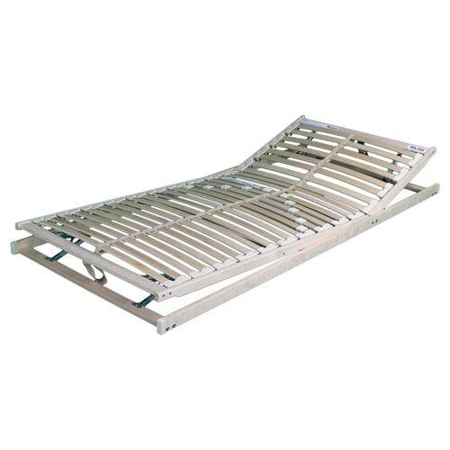 Breckle Sigma K+F MZV verstellbarer Lattenrost 28 Federholzleisten