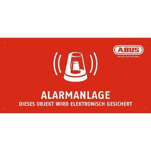 Warnschild Alarmanlage, 200 x 100 mm - MOTH50000