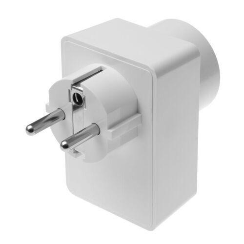 LUPUSEC - Funksteckdose mit Stromzähler und ZigBee Repeater