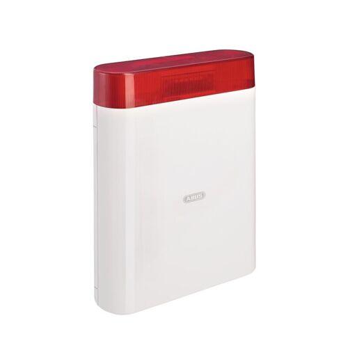 ABUS Draht-Außensirene (rot) - AZSG10000
