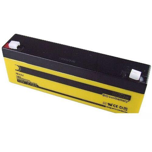 VdS Akkumulator 12 V, 2,1 Ah - BT2020