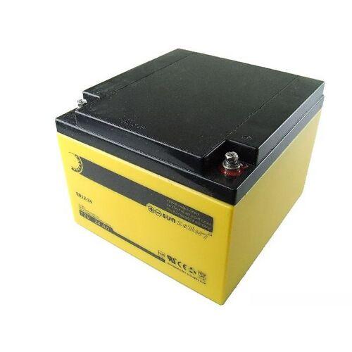 VdS Akkumulator 12 V, 24 Ah - BT2240