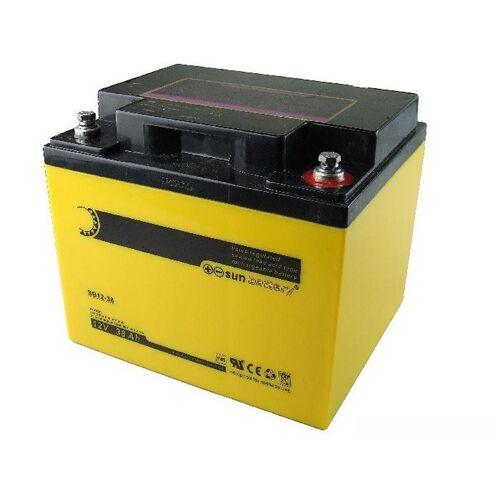 VdS Akkumulator 12 V, 38 Ah - BT2400