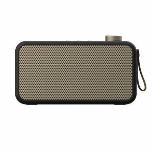 KREAFUNK aTune Radio und Bluetooth-Lautsprecher - black - 7 x 19,5 x 11 cm