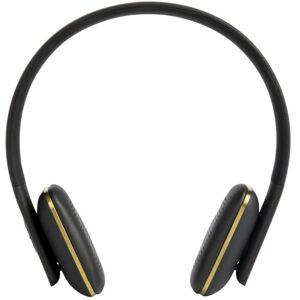 KREAFUNK aHEAD Kopfhörer - black - H 17 cm x B 16 cm - Kopfhörermuscheln 5,5 x 6 cm