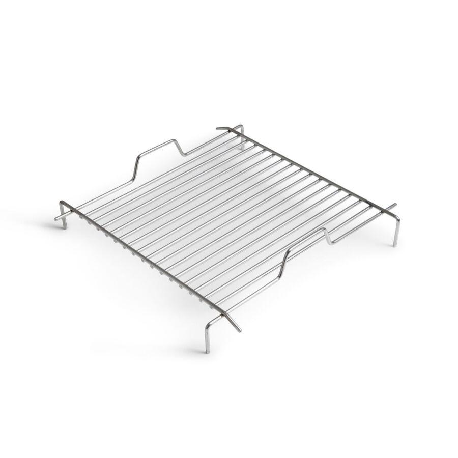 höfats CUBE Grillrost - edelstahl - 41 x 41 x 10 cm