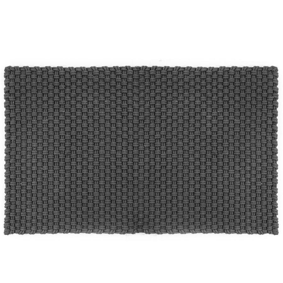 PAD POOL UNI Fußmatte in/outdoor - stone - 72x92 cm
