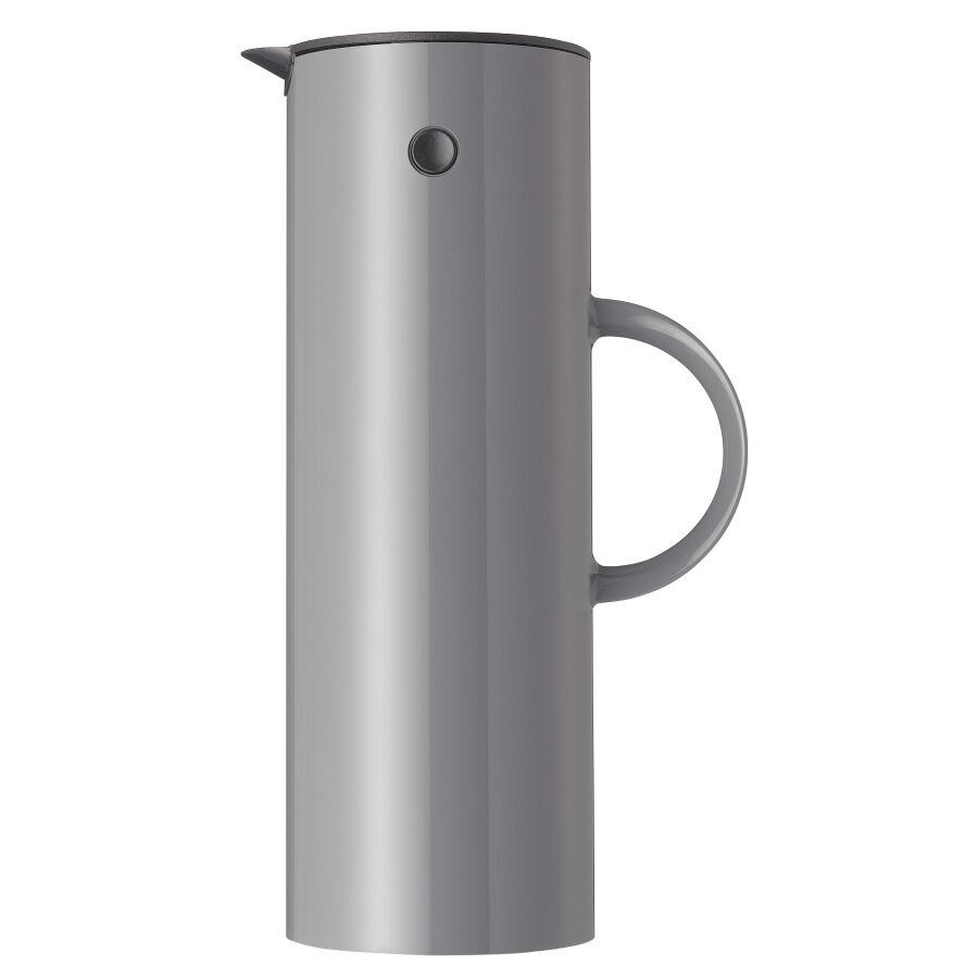 stelton EM77 Isolierkanne - granit grau - 1 Liter