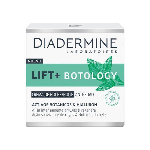 Diadermine  Anti-Aging & Anti-Falten Produkte Lift + Botology Nachtcreme Anti-arrugas  50 ml Einheitsgrösse