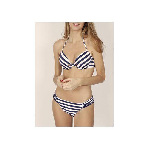 Admas  Bikini 2-teiliges Push-Up-Bikini-Set Sailor FR 38;FR 40;FR 42;FR 44;FR 46;FR 48
