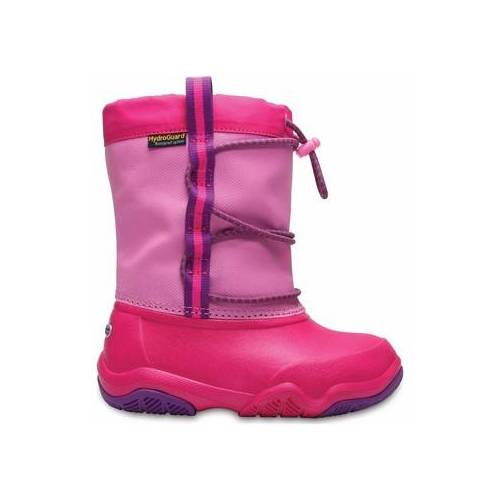 Crocs  Moonboots Crocs™ Swiftwater Waterproof Boot Kid's 29;30;32;35;33 1/2