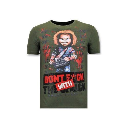 Local Fanatic  T-Shirt Bloody Chucky EU XXL;EU S;EU M;EU L;EU XL