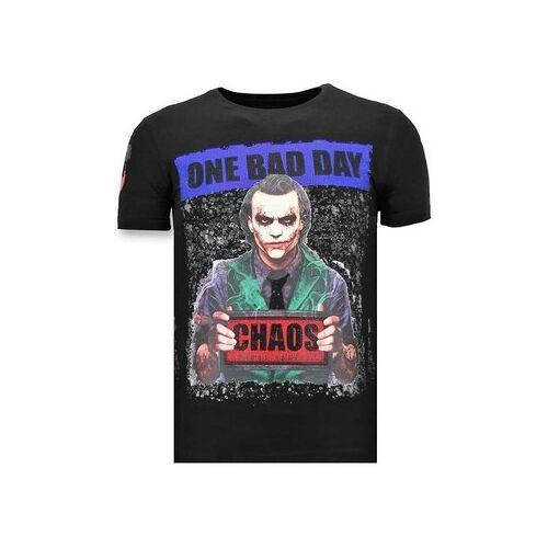 Local Fanatic  T-Shirt The Joker Man EU XXL;EU S;EU M;EU L;EU XL