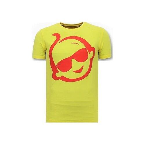 Local Fanatic  T-Shirt Mit Druck Zwitsal Mit Sunglass EU XXL;EU S;EU M;EU L;EU XL