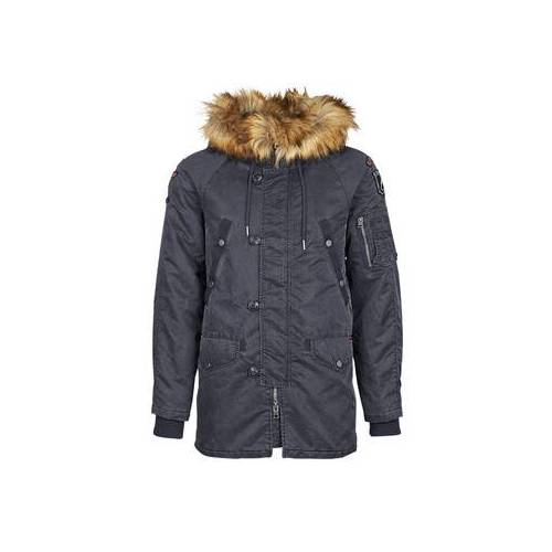 Superdry  Parkas COMMANDO HEAVY PARKA S