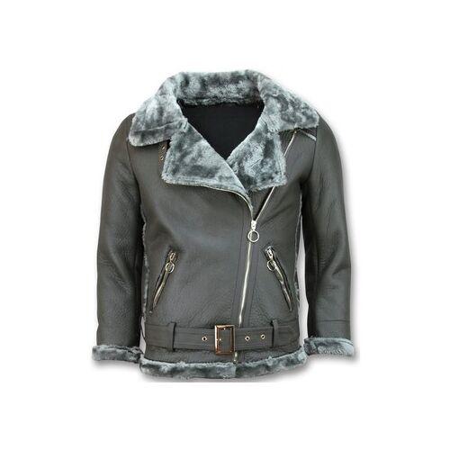 Z Design  Lederjacken Lammy Coat Shearling Winter Jacket Da EU XXL;EU S;EU M;EU L;EU XL