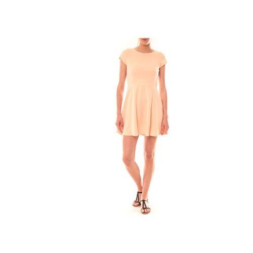 La Vitrine De La Mode  Kleid Robe LC-0421 By La Vitrine Rose EU M