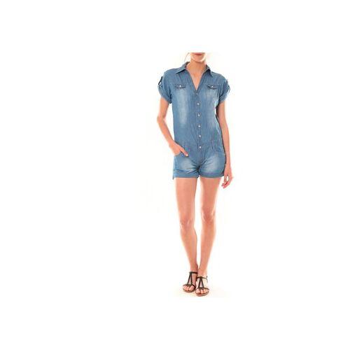Dress Code  Overalls Combinaison F259  Denim EU XS / S