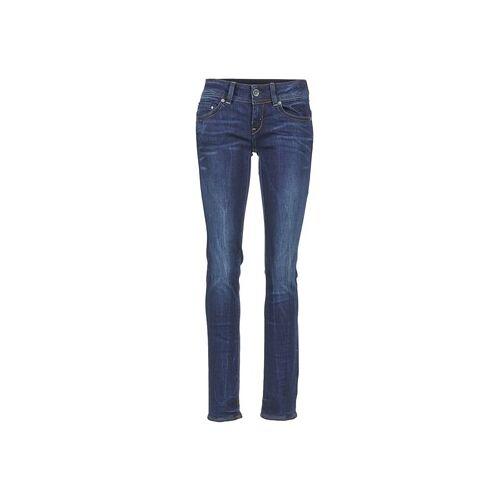G-Star Raw  Straight Leg Jeans MIDGE SADDLE MID STRAIGHT US 25 / 32;US 24 / 30;US 24 / 32