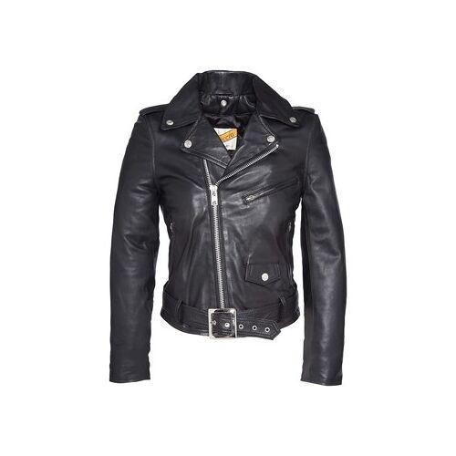 Schott  Lederjacken PERFECTO FEMME   Black LCW 8600 EU XXL;EU S;EU M;EU L;EU XL