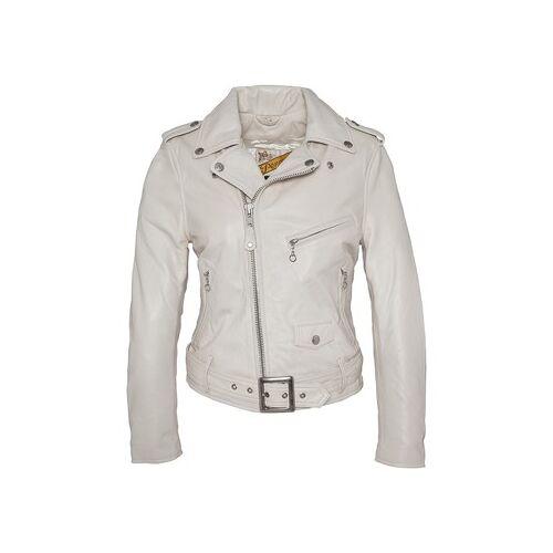 Schott  Lederjacken PERFECTO FEMME  Blanc LCW 8600 EU S;EU M;EU L;EU XL;EU XS