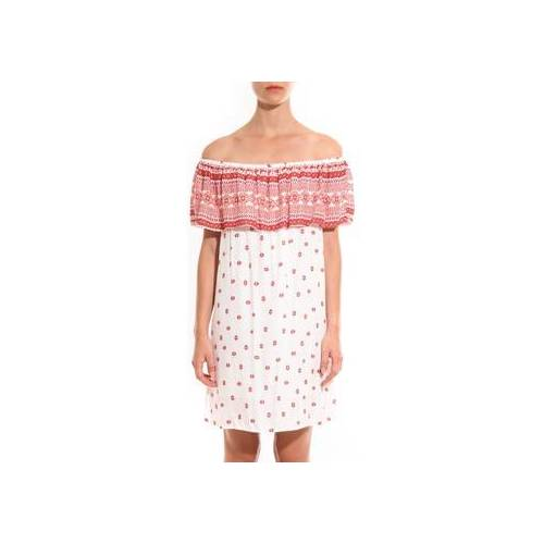 Jad  Kleid Robe Atina Rouge EU S / M;EU L / XL