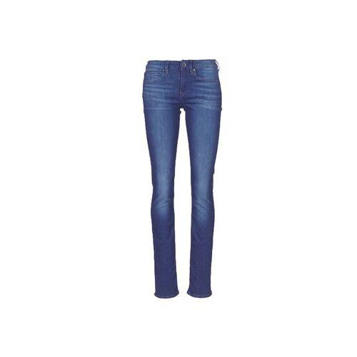 G-Star Raw  Straight Leg Jeans MIDGE SADDLE MID STRAIGHT US 26 / 32;US 27 / 32;US 24 / 30