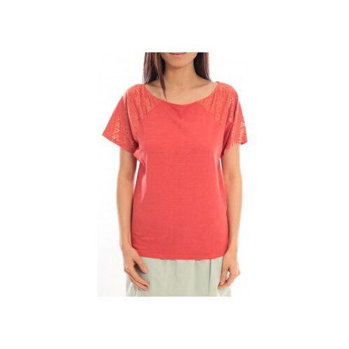 Blune  T-Shirt T-Shirt Pointilleuse PO-TF02E13 Rouge EU M