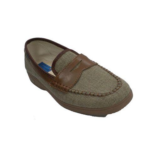 Made In Spain 1940  Hausschuhe Schuhmann, der Schuh simuliert Alberola 39;40;41;42;43;44;45;46
