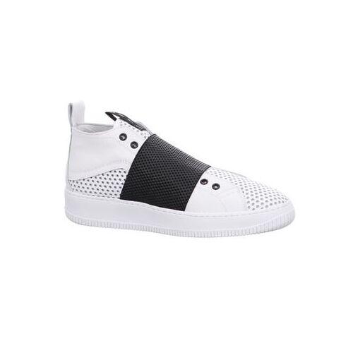 Okyo  Sneaker Slipper H.-Slipper wei? kombi 8847K/01 42;43;44
