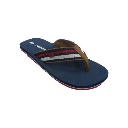 Gioseppo-N  Zehentrenner Flip Flops Mann Pool Strand Streifen aus 41;42;43;44;45;46