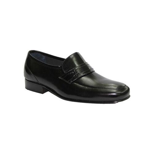 Made In Spain 1940  Herrenschuhe  Sehr breite Schuh ohne Schnürsenkel Gr 39;41;42