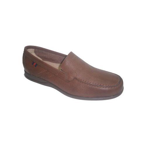 Made In Spain 1940  Herrenschuhe  Gummi Schuhsohle Sommer Clayan Leder 45