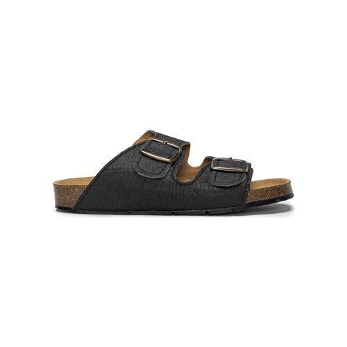 Nae Vegan Shoes  Pantoffeln Darco Black 36