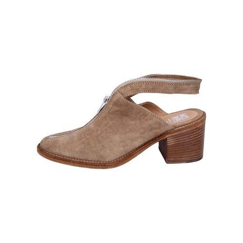 Moma  Clogs sandalen wildleder 37