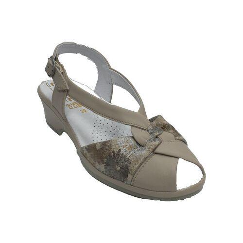 Made In Spain 1940  Sandalen Liege Sandalen Damen Beigs sehr bequem L 36;37;40;41;35