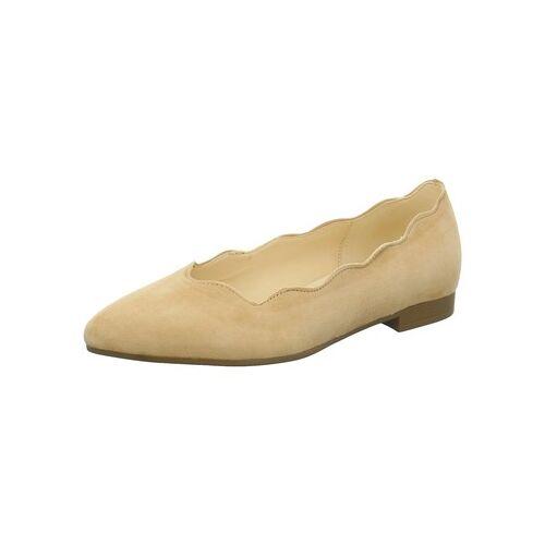 Gabor  Ballerinas Spitzer Ballerina in Caramel 41-300-12 36;37;38;39;40;41;42