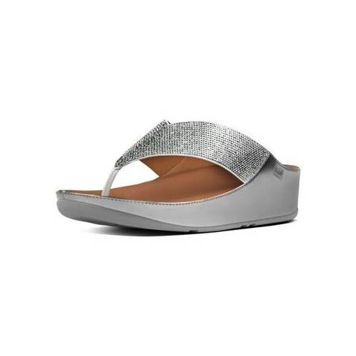 FitFlop  Zehentrenner CRYSTALL TM - SILVER CRYSTAL 36;40;41