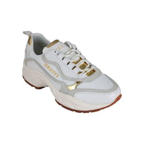 Cruyff  Sneaker ghillie white/gold 36;37;38;39;40;41