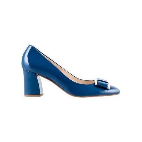 Högl  Pumps Ausgefallene blaue High Heels 38;39;41 1/2