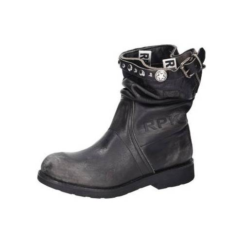 Rpk  Stiefel Stiefeletten Asport Vintage Asfalto BK4C 36;37;38;39;40;41